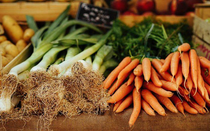 Mehr Gemüse auf den Tisch. So geht's!