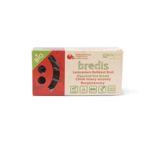 bredis Paleo Brote mit Tomaten- und Basilikumgeschmack