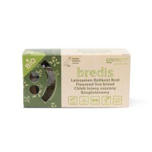 bredis Paleo Brote mit Zucchinigeschmack