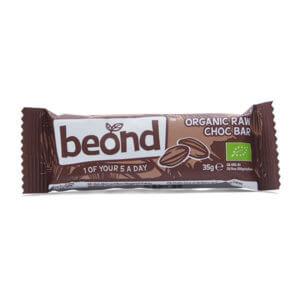beond Bio Rohkostriegel Kakao (Choc Bar)