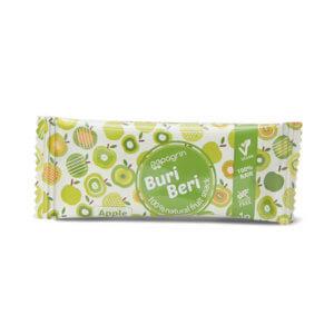 Buri Beri Fruchtplättchen mit Apfel