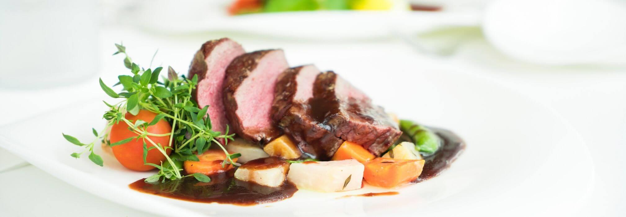 Nachhaltig Fleisch essen