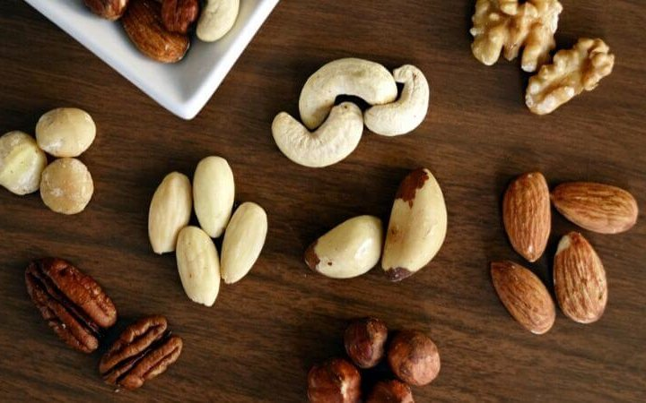 Nüsse, Samen, Kerne – ein schneller und gesunder Snack