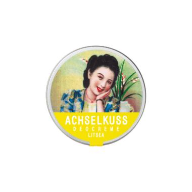 ACHSELKUSS Deo-Creme Litsea